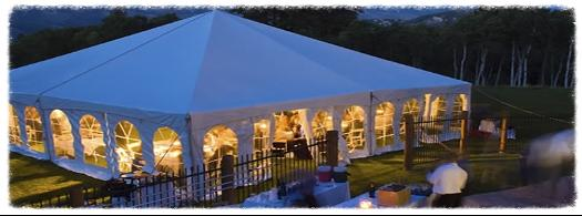 small party marquees for hire in shenfield