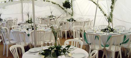 marquee hire company leigh on sea